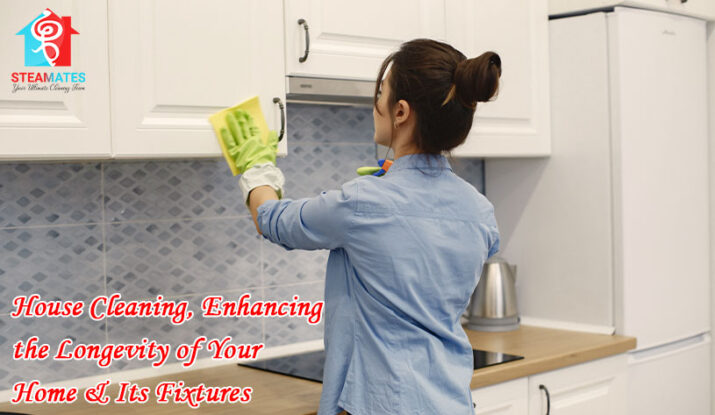 House Cleaning Enhancing the Longevity of Your Home & Its Fixtures