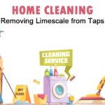 Home Cleaning | Removing Limescale from Taps
